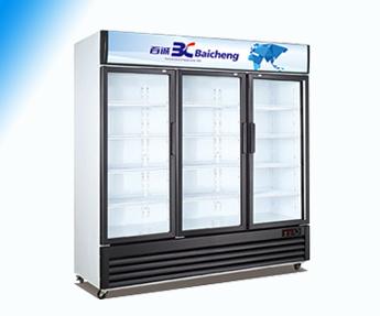 立式直冷展示柜