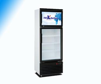 立式冷冻冷藏双温展示柜