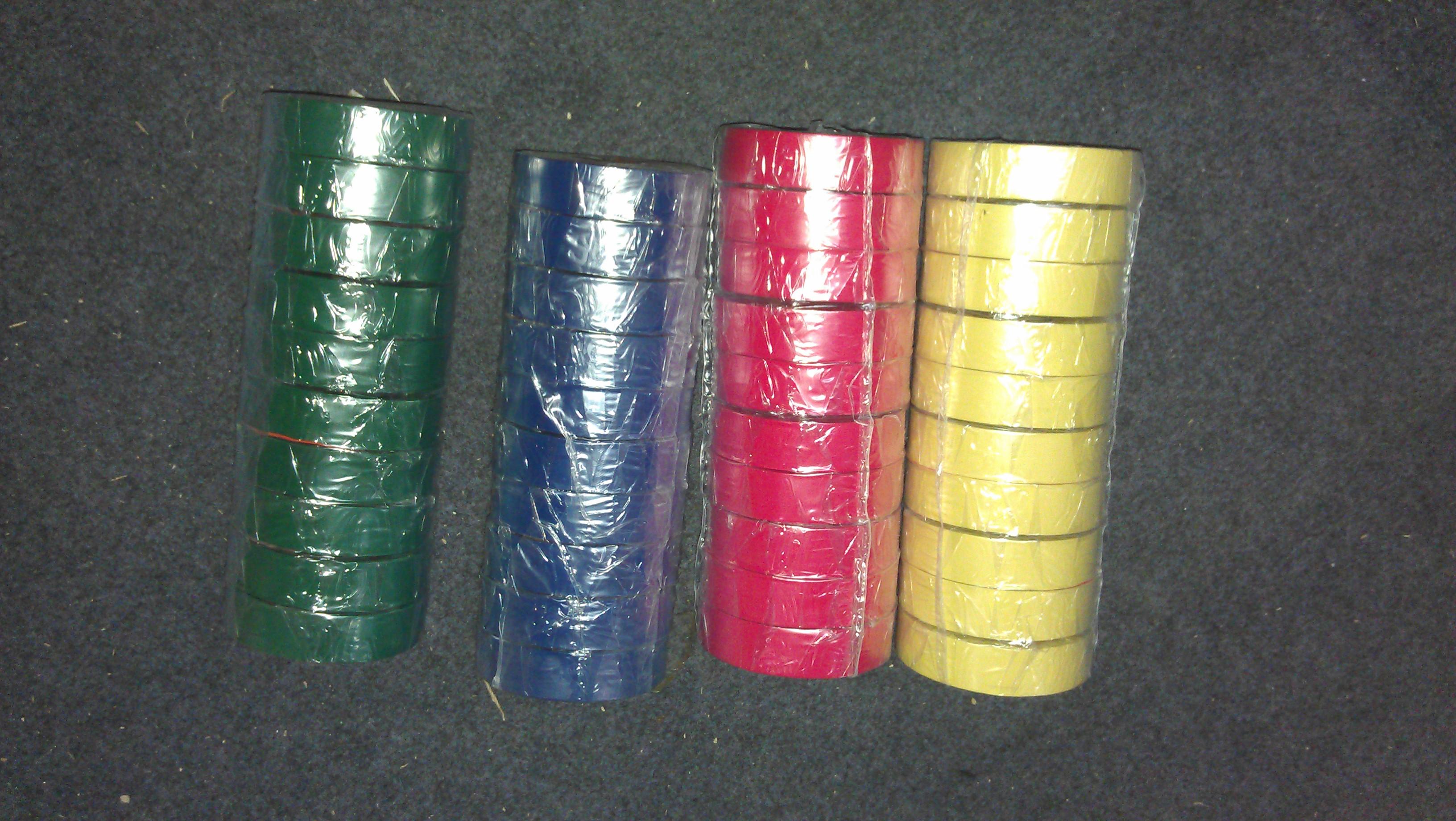 3M1600#普通型PVC绝缘胶带