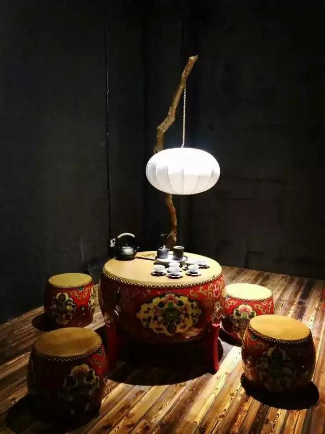贵州茶馆装修设计