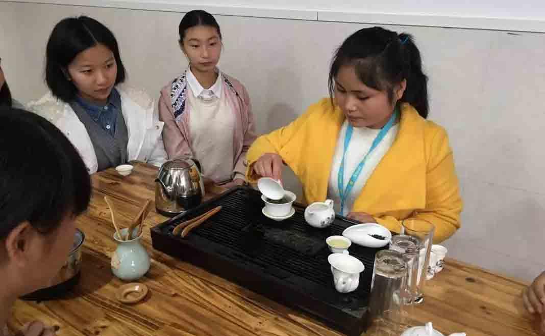 茶道礼仪培训
