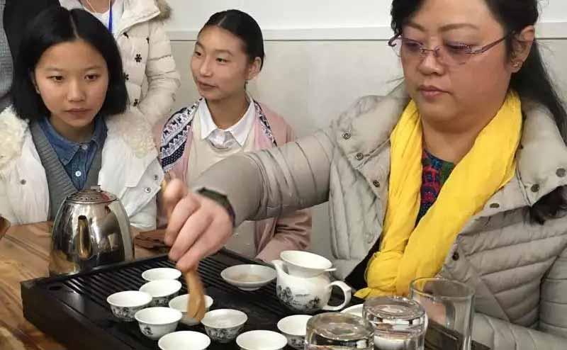 贵州茶文化学习