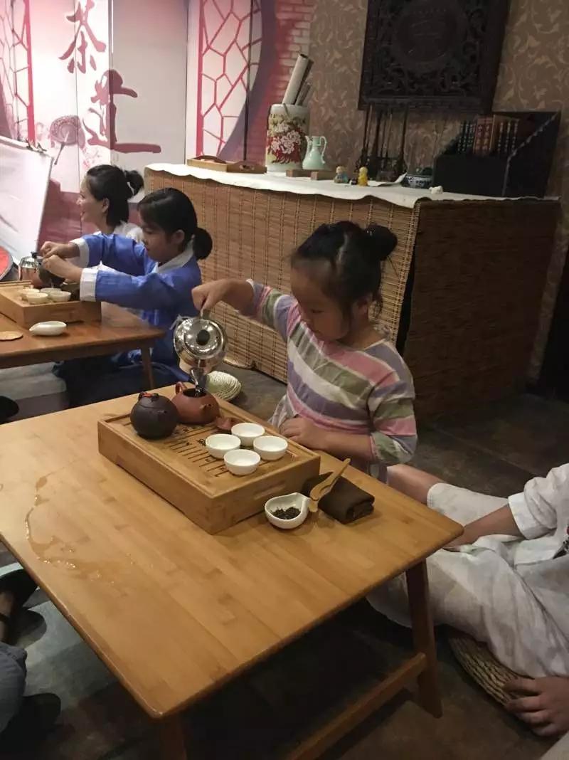 遵义传统茶文化培训