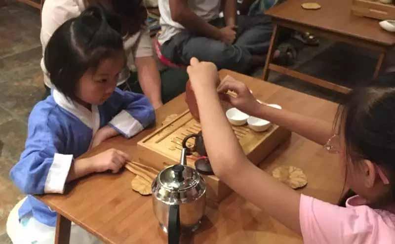 遵义茶艺培训