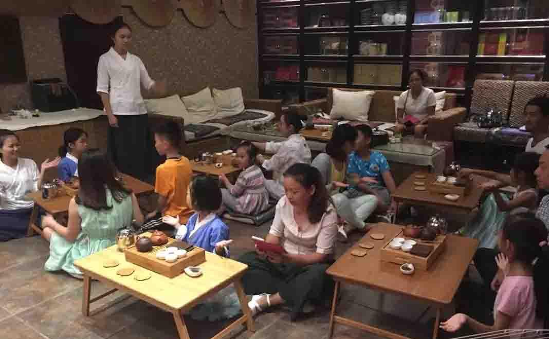 茶艺培训公司