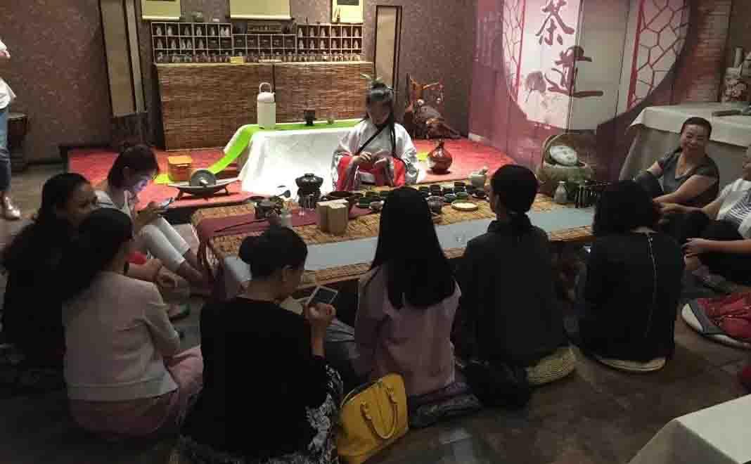 贵州茶艺培训