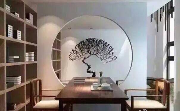 贵州茶空间设计
