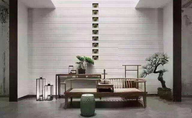 茶馆空间设计