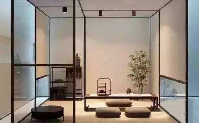 茶空间设计风格