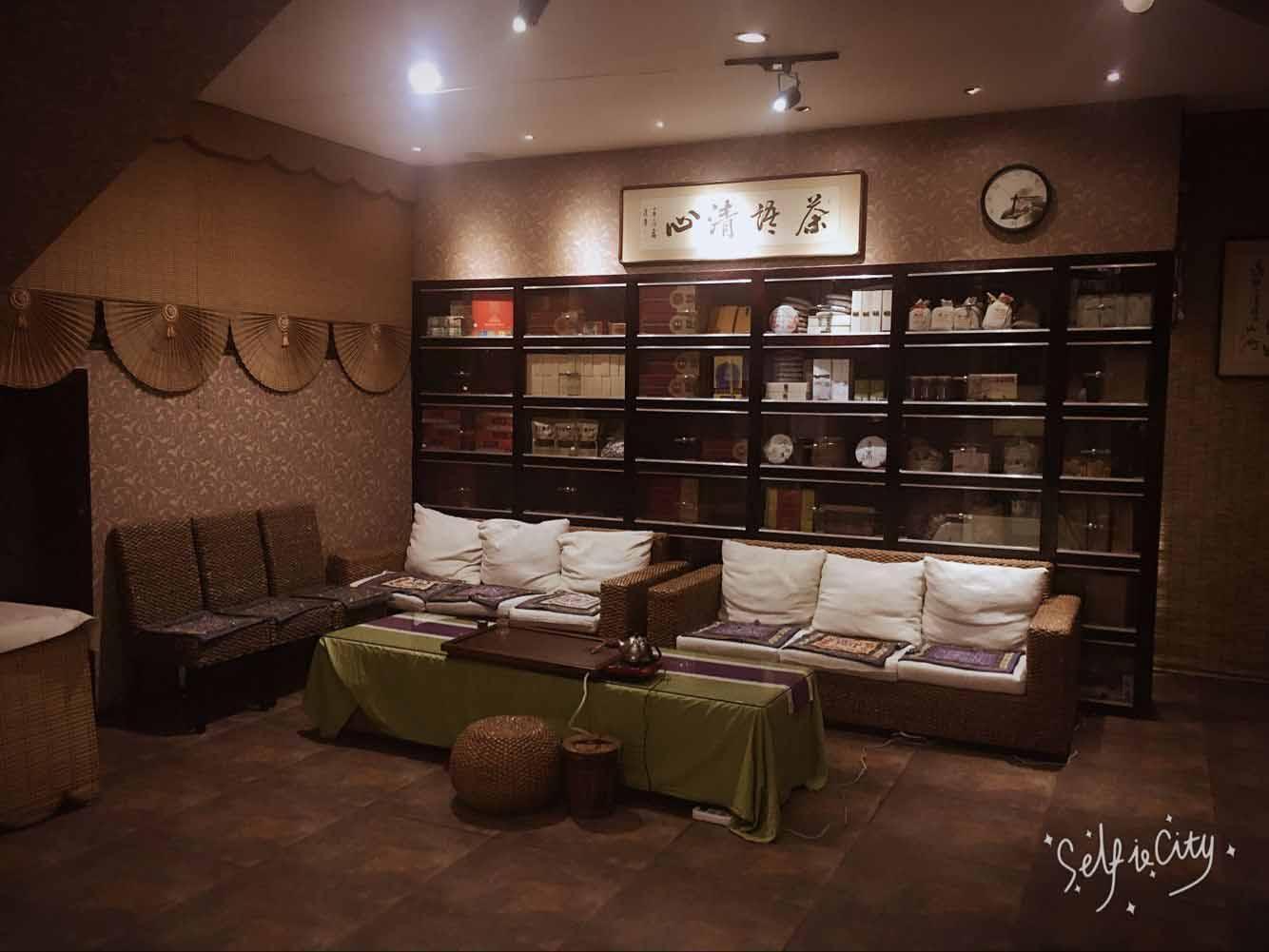 中国臧茶馆文化