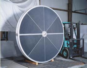 湖南沸石浓缩转轮生产价格多少钱|楚锐环保|沸石浓缩转轮哪家好