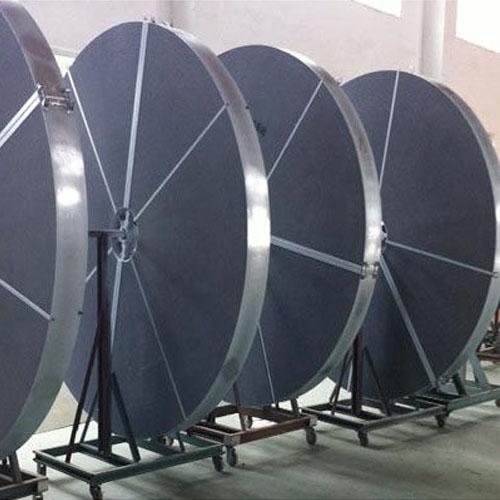voc沸石浓缩转轮设备