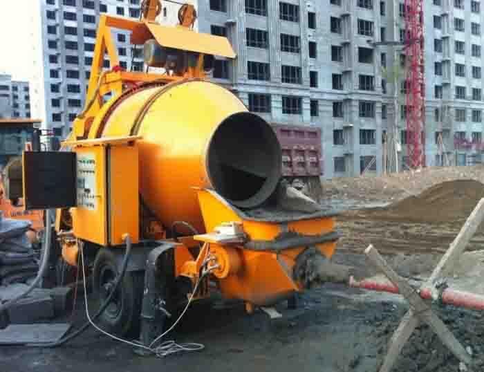 黔东南贵州搅拌拖泵