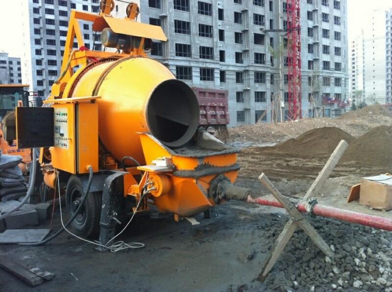贵州搅拌拖泵