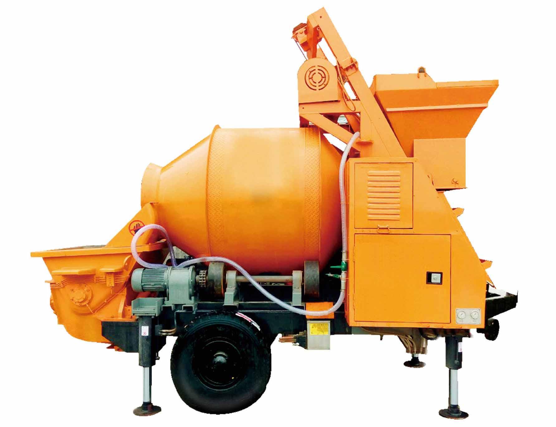 强制式搅拌拖泵