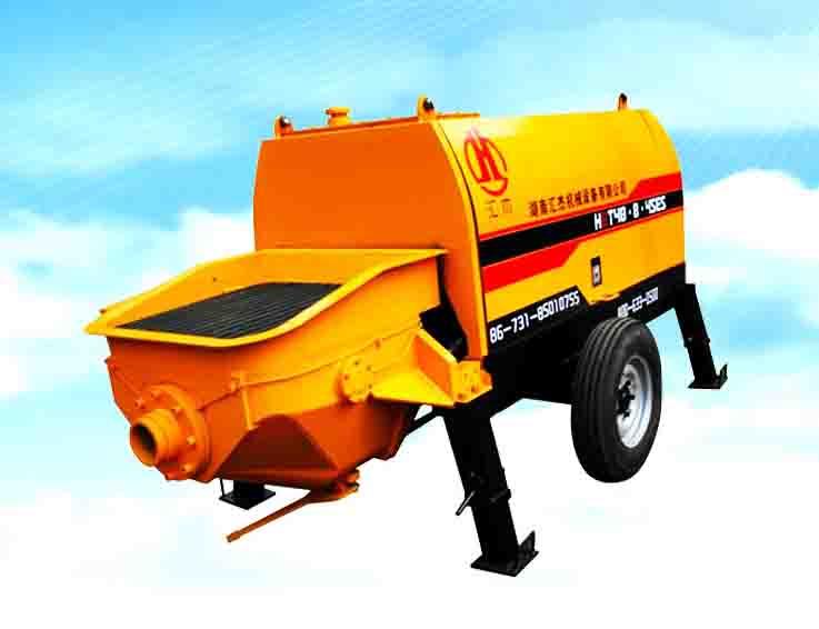 黔南贵州细石砂浆泵