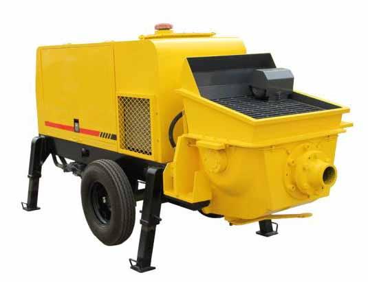 细石砂浆泵出租