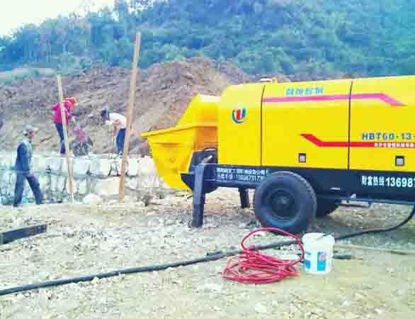 黔南贵州砂浆泵销售