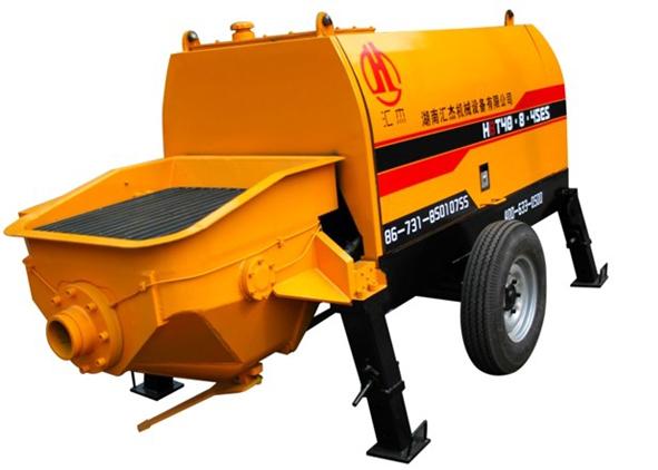 砂浆泵出租公司