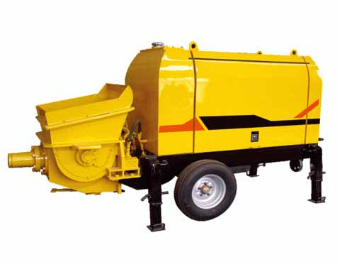 贵州混凝土输送泵租赁