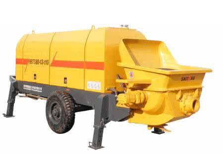 黔南贵州垫层输送泵