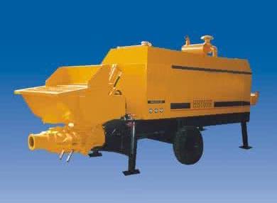 贵州二次构造输送泵