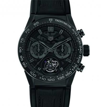 泰格豪雅手表