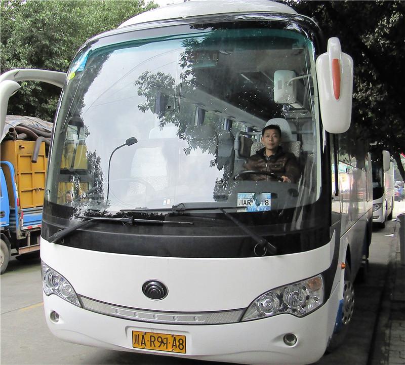 四川包交通车
