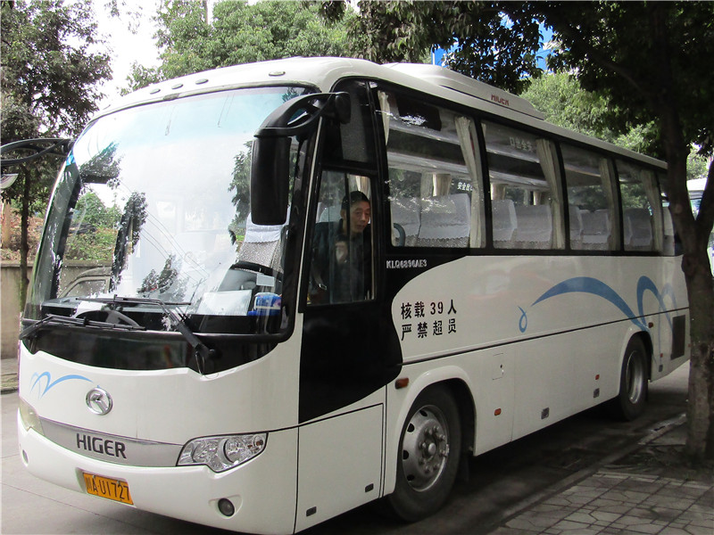 四川租班车