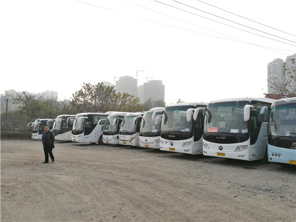 成都市旅游车租赁