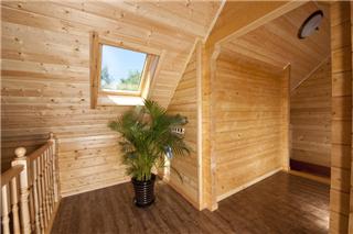 成都原木结构木屋