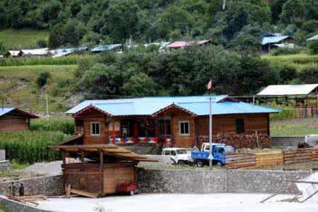 藏式木屋设计