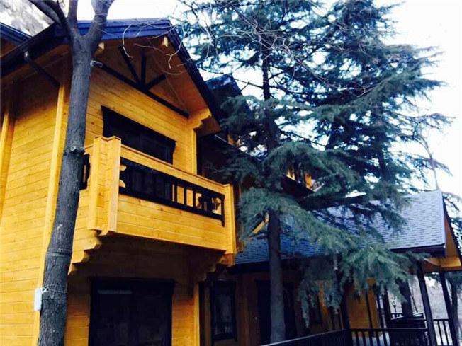 青城别墅别墅建造介绍中国古代大木建筑与现代木屋分店金马成都怎么样成都图片