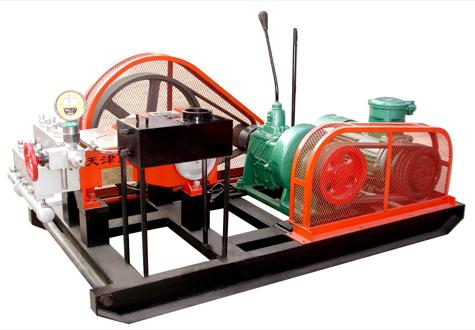 煤矿专用泵(泥浆泵)3ZB40