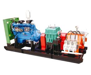 四档变速高压注浆泵