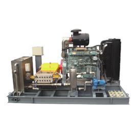 高压清洗机组JN250