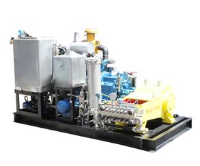 超高压柱塞泵