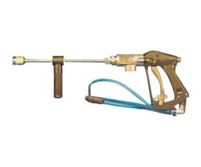 高压电控截止型喷枪