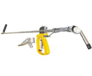 高压电控溢流型喷枪