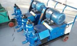 低压注浆泵