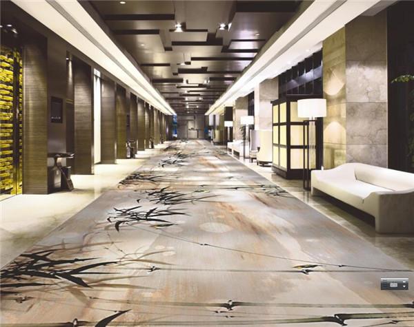 四川宾馆地毯