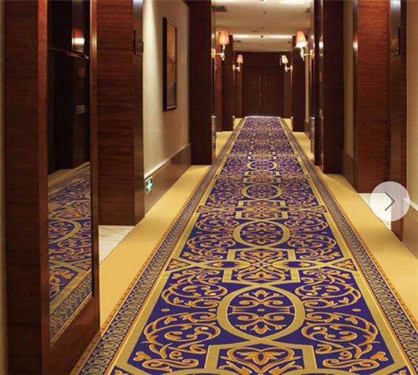 四川宾馆过道地毯