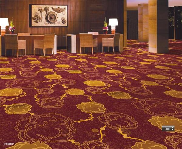 成都餐厅包间地毯