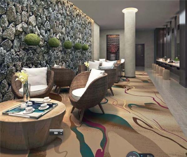 成都咖啡厅地毯