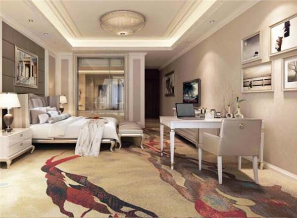 成都酒店客房地毯
