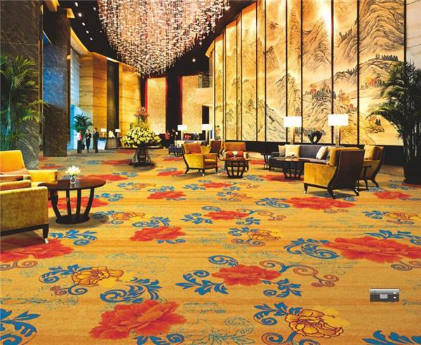 成都宴会厅地毯价格
