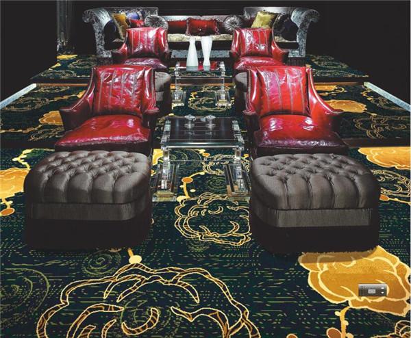 娱乐ktv地毯厂家