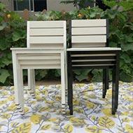 室外大排档桌椅