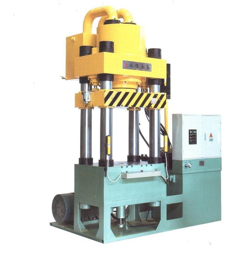 四柱式冷挤压液压机