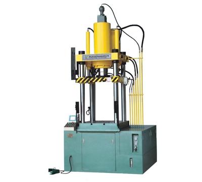 单动液压机